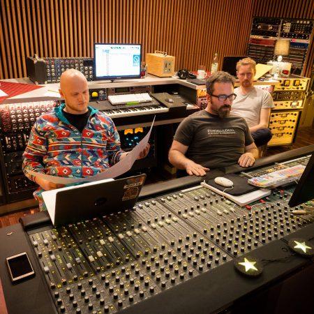 ICH – im Studio